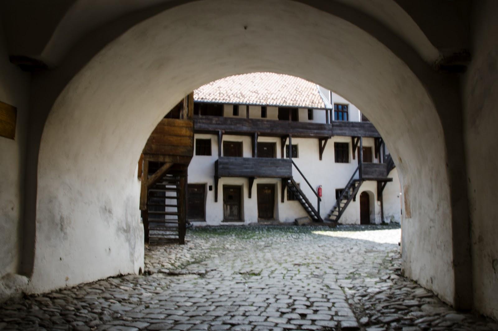 Prejmer - Pe sub ziduri