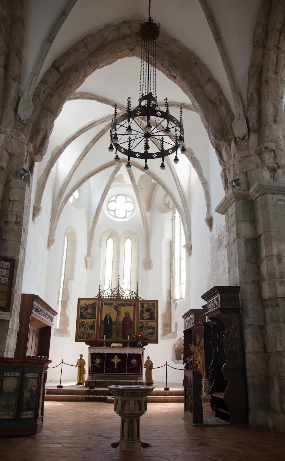 Prejmer - Altar