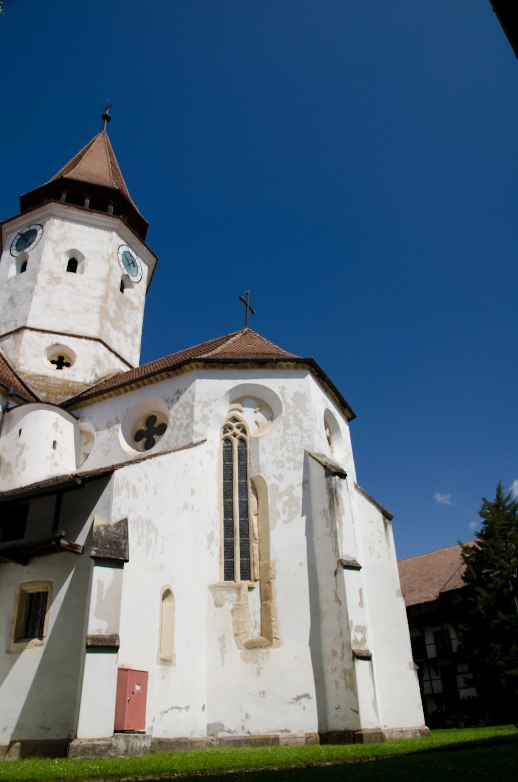 Prejmer - Biserica