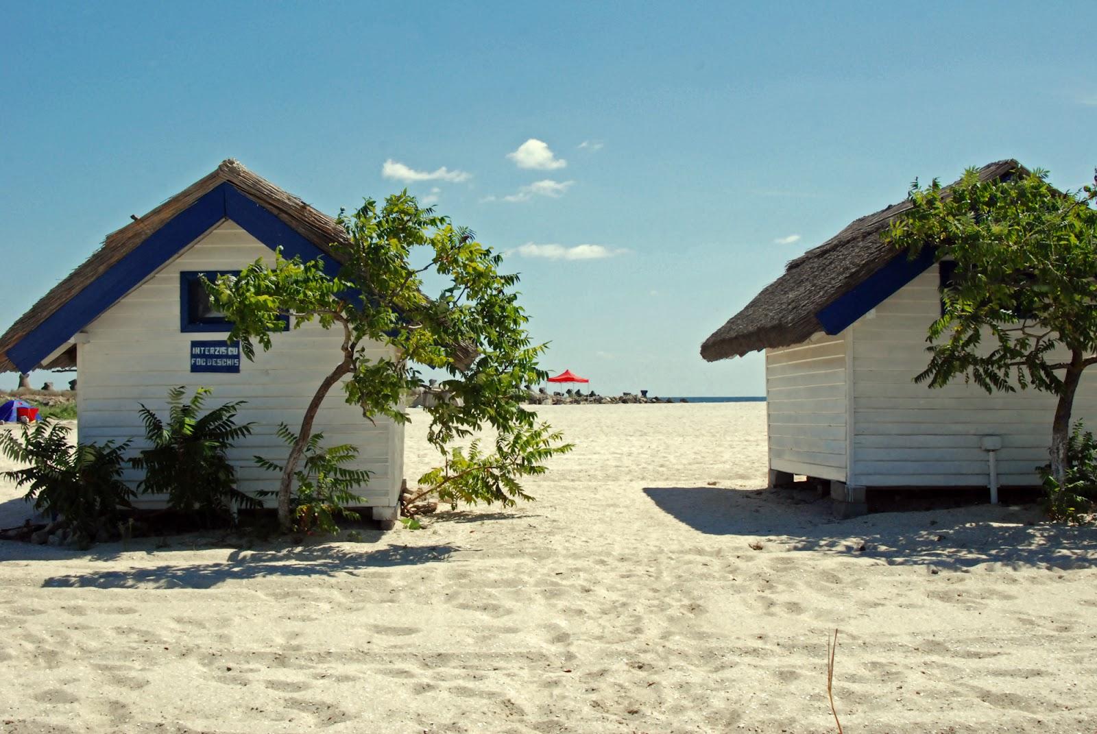 Căsuțele de pe plajă