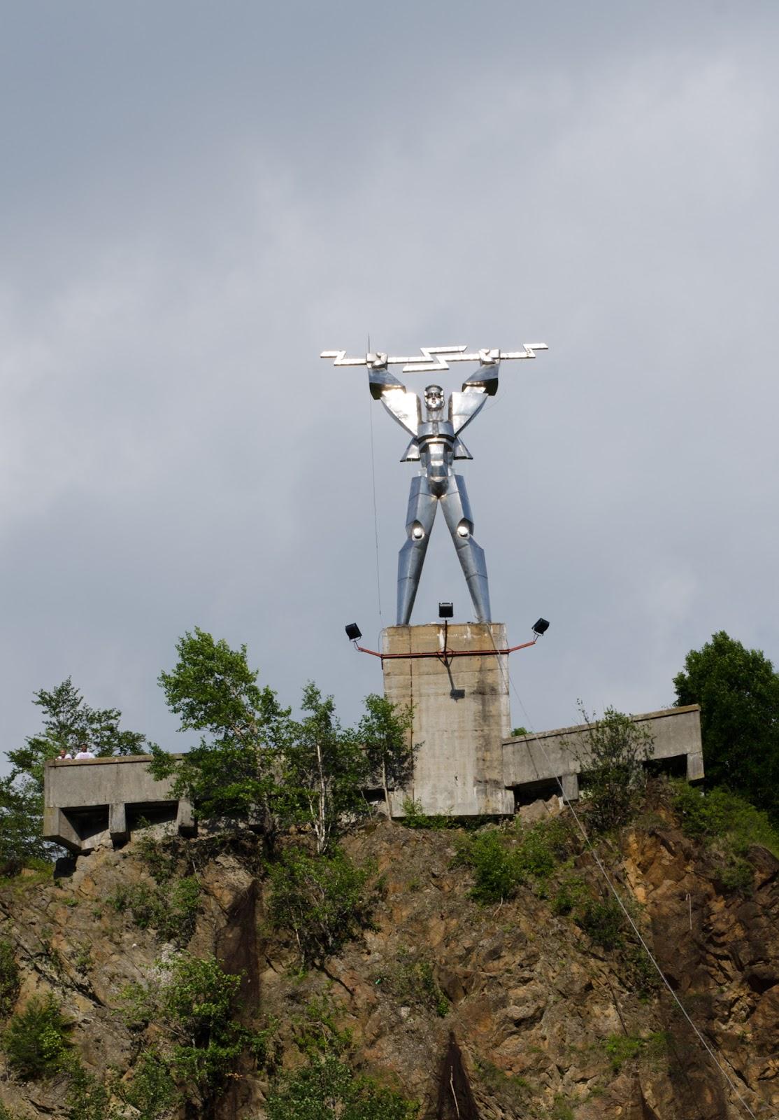 Prometeul electric de la Vidraru