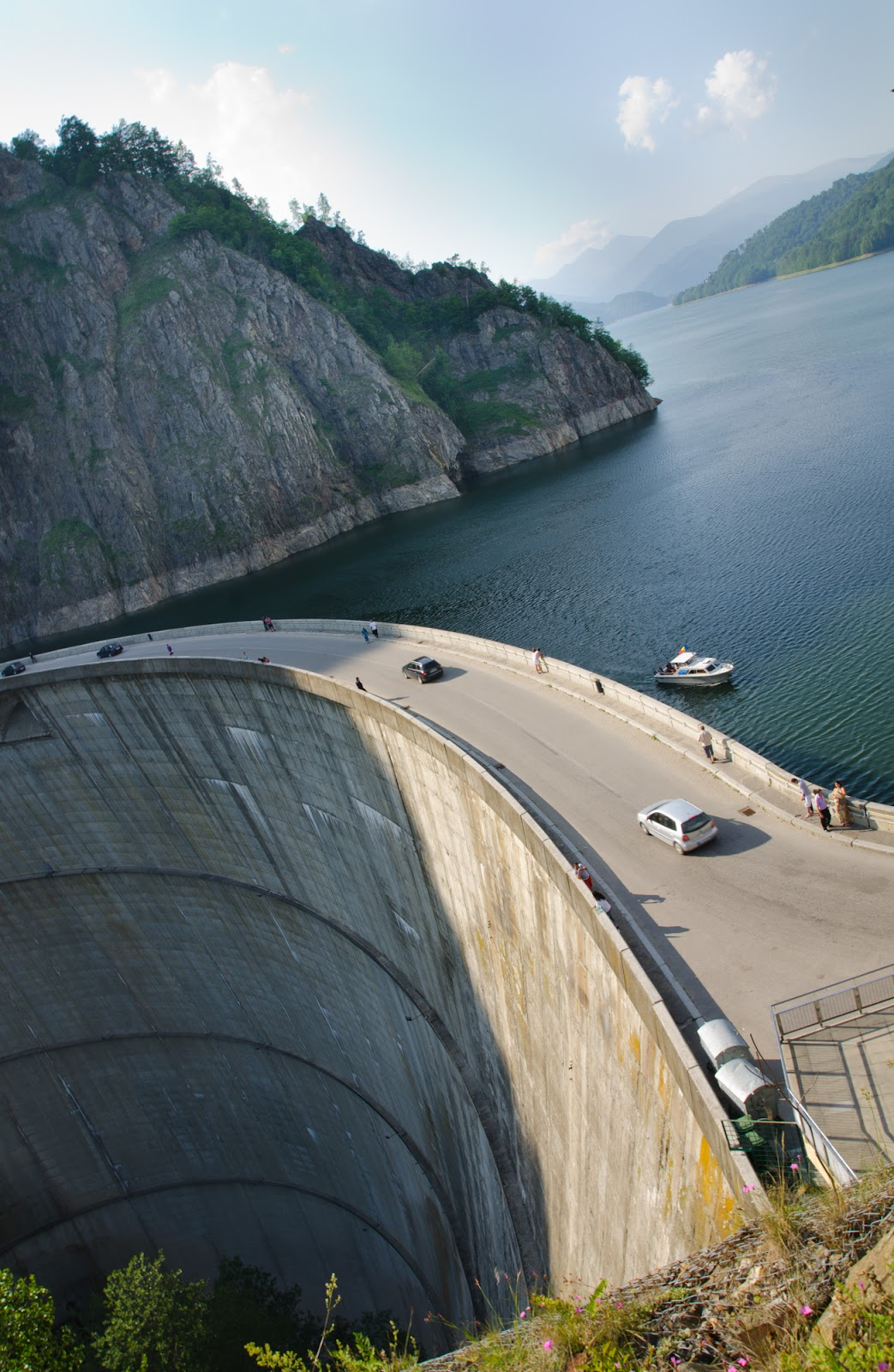 Barajul de la Vidraru