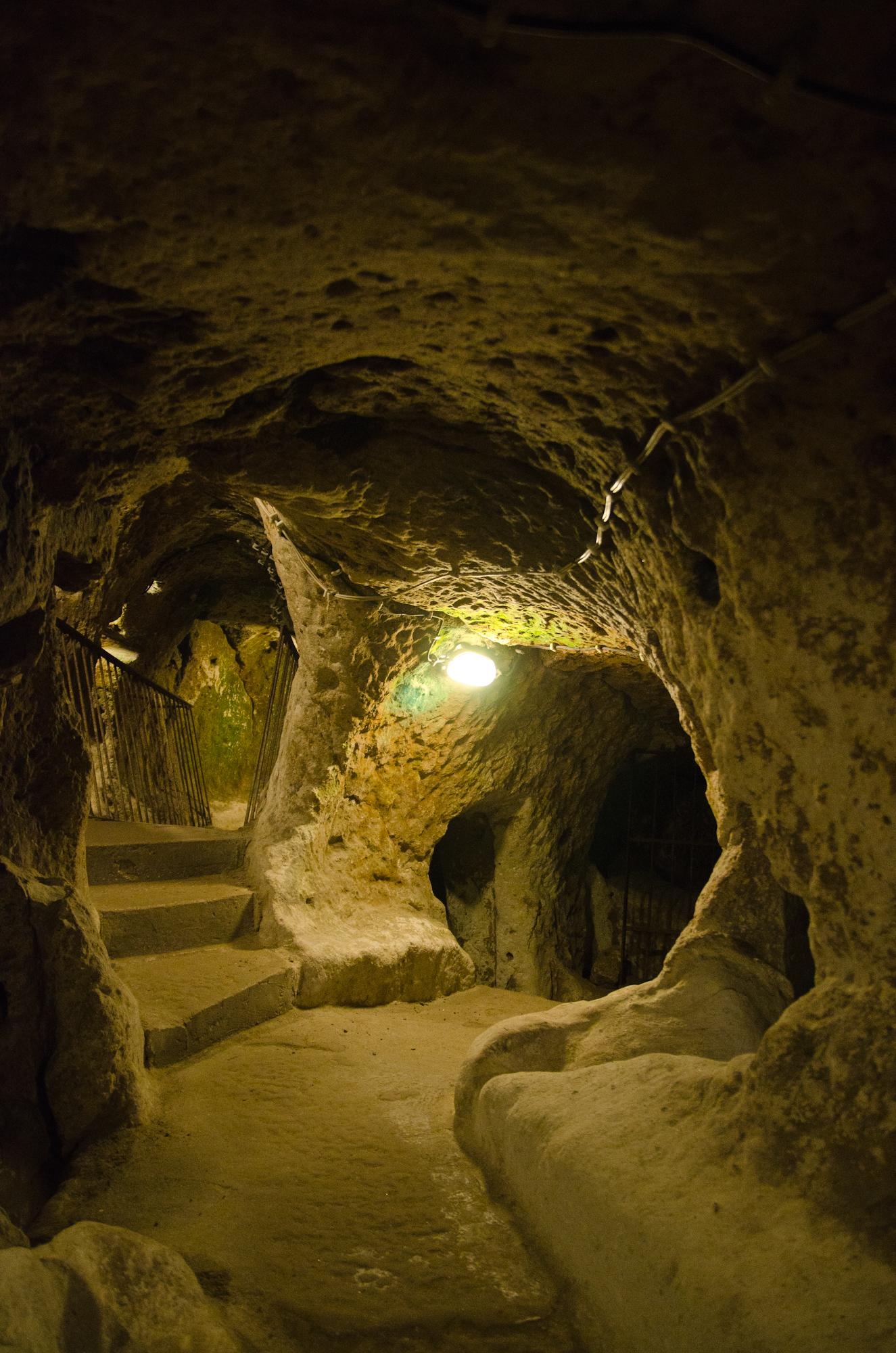 2012-04-25 138 Turul Verde - Orasul subteran Derinkuyu