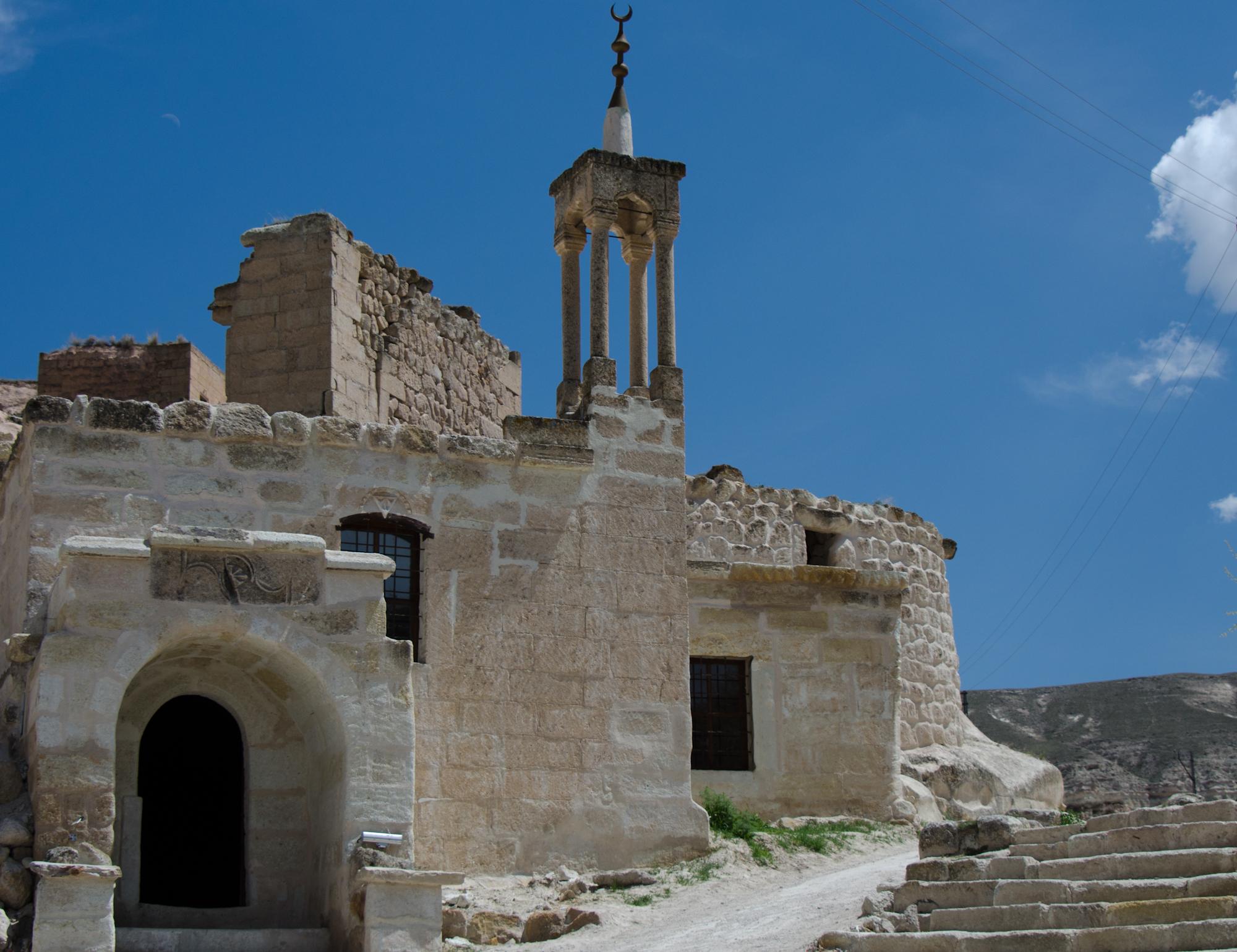 Moschee in Cavusin