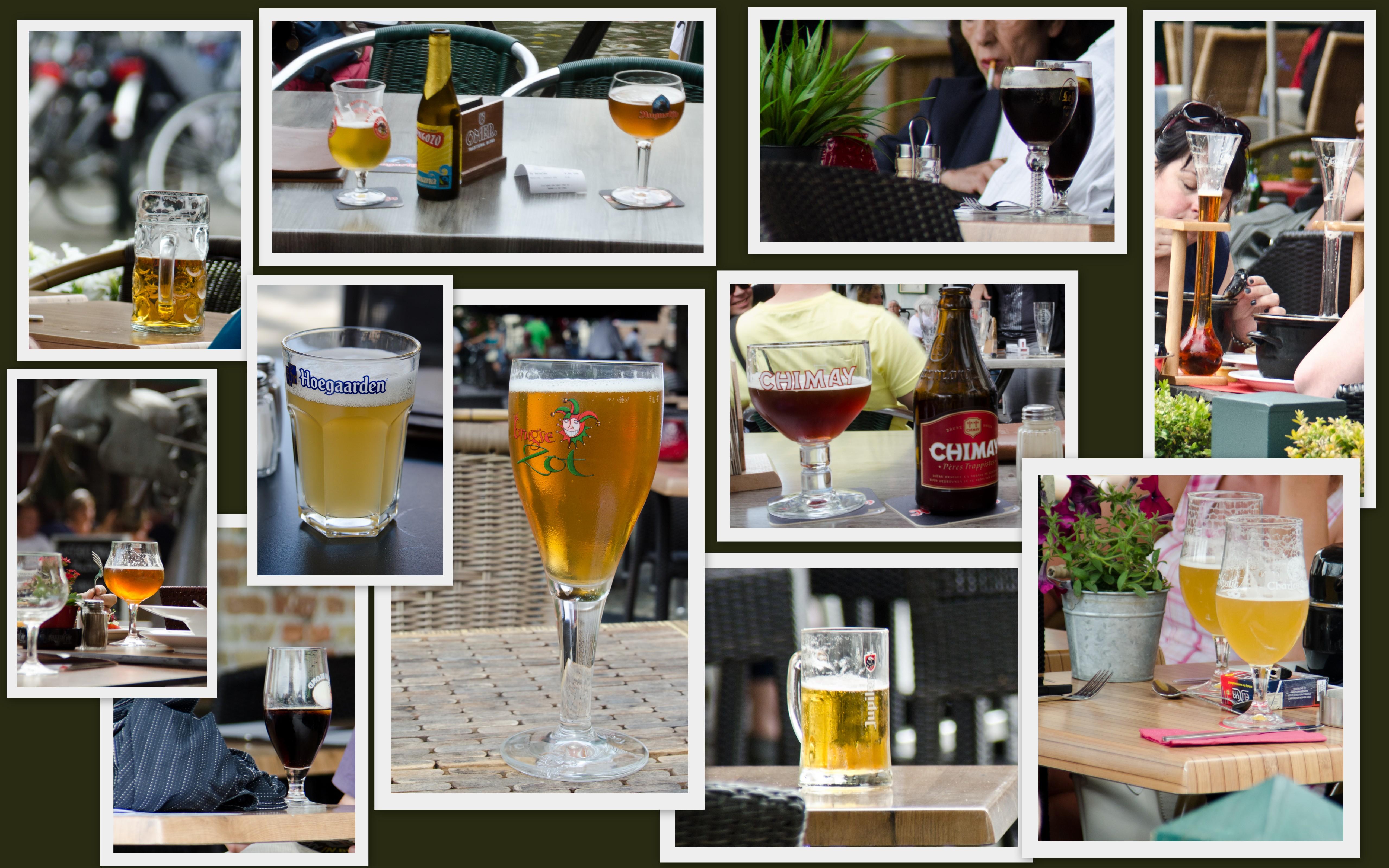 Bere belgiană